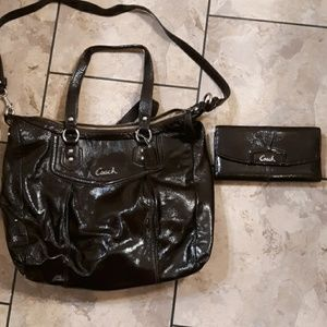 Genuine Coach with wallet